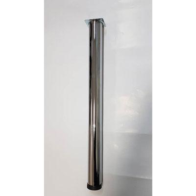 метален крак ф60мм хром