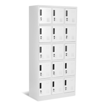 Метален шкаф с 15 врати Cr-1245-J