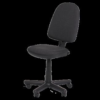 офис стол Comfort без подлакътници - дамаска графит