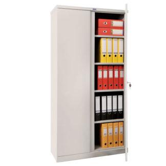 Метален шкаф M-18 висок 183см