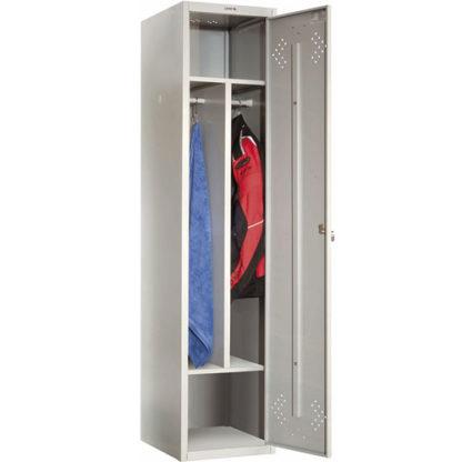 Метален гардероб с една врата LS-11-40D