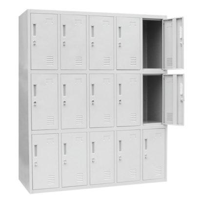 метален шкаф с петнадесет врати CR-1275-J