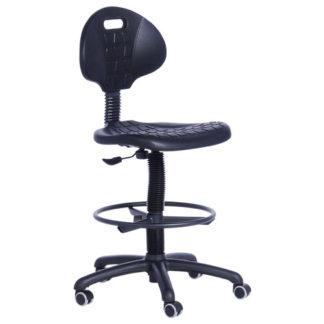 Висок работен стол Partner