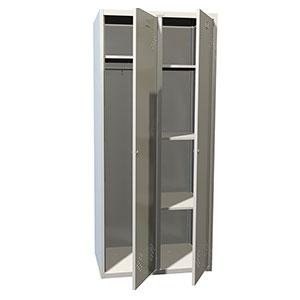 метален гардероб LS-21-U