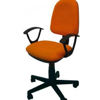 Офис стол Анкора оранжев