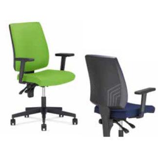 Офис стол Taktik TS25 R19T Ergon 2L