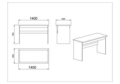 Схема бюро Гранд 43