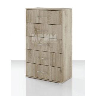 Шкаф с 5 чекмеджета Гранд 50